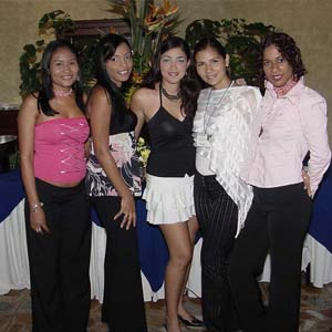 single latin american Girls